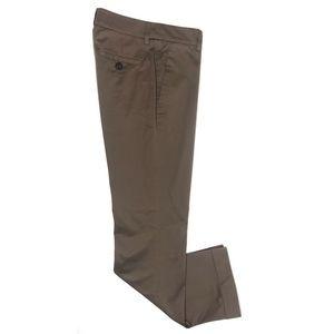 Moschino Cheap & Chic Brown Chino Trouser Pants